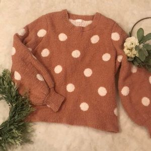 Lauren Conrad Soft Sweater NWOT